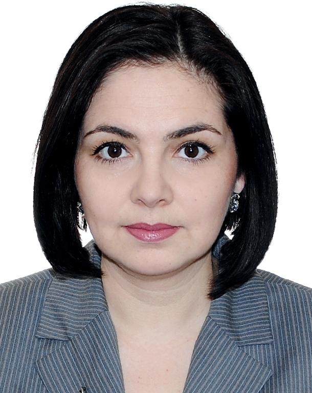 Ирина Викторовна Алашкевич
