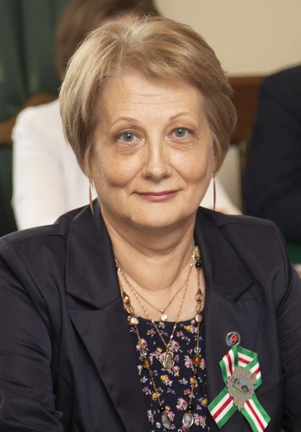 Рондик Ирина Николаевна