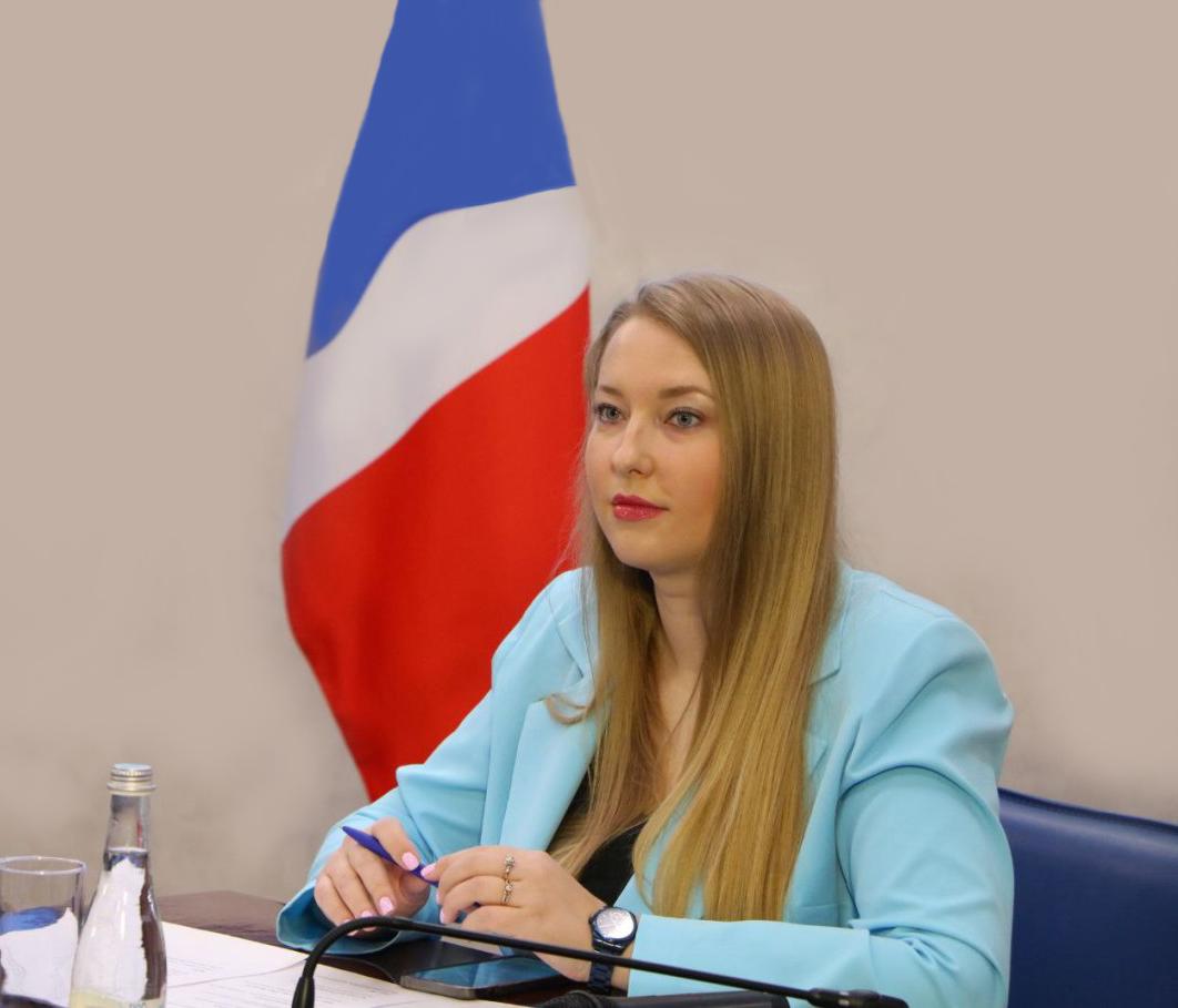 Алина Викторовна Атаманенко